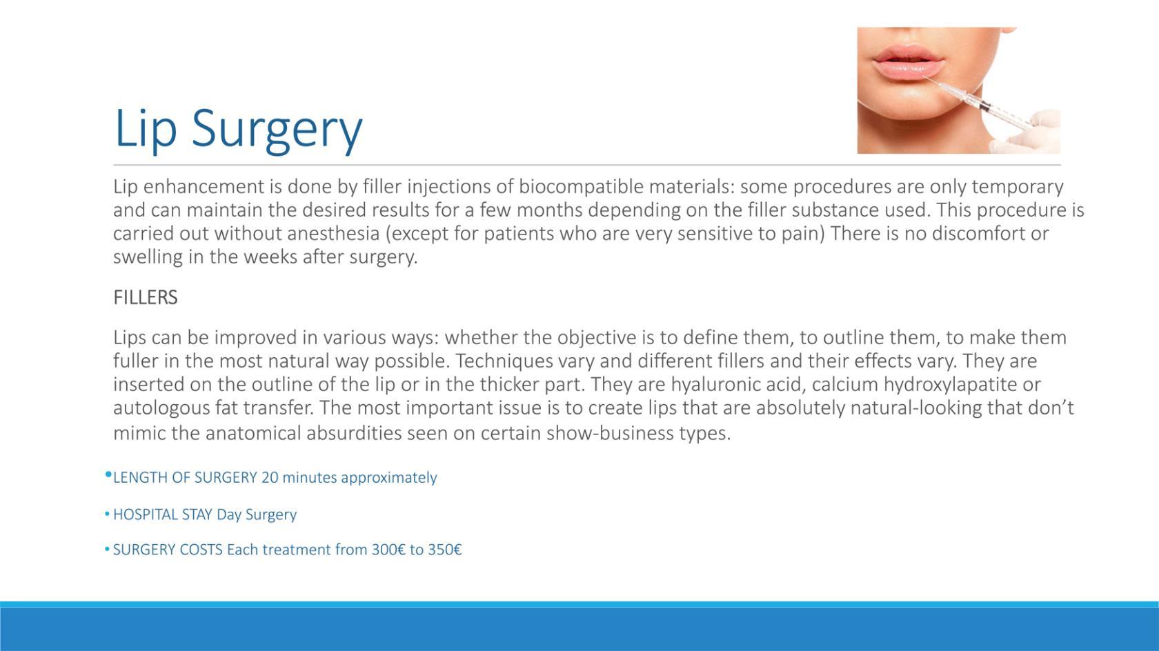 Chirurgia Labbra a Taranto