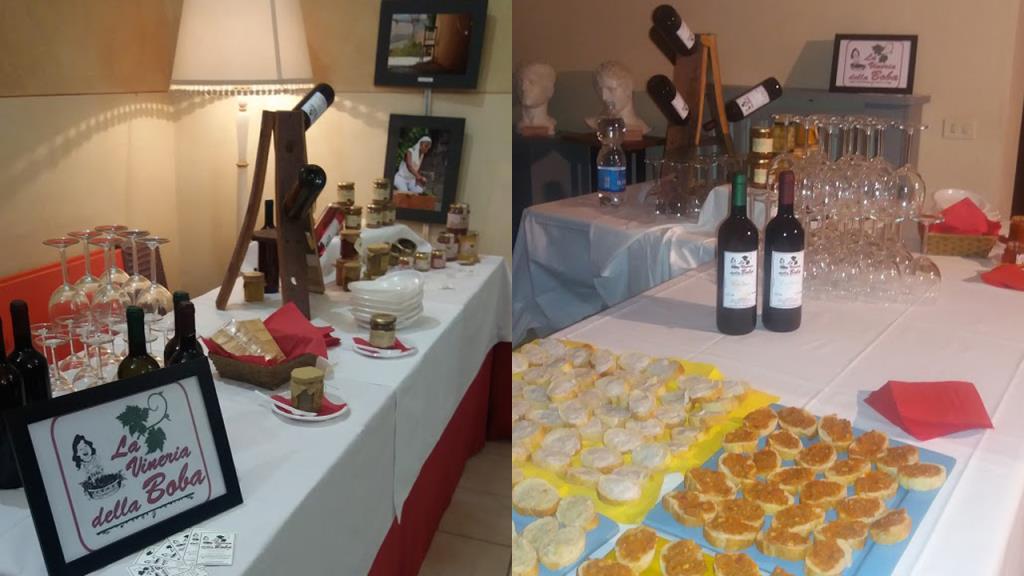 Buffet Vineria della Boba a Pisa
