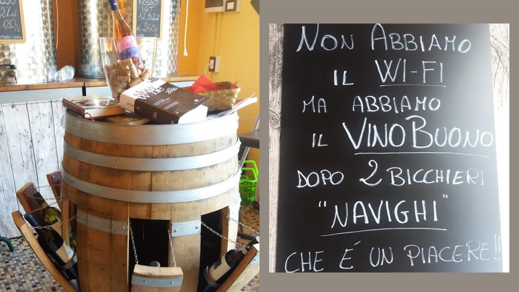 Vino Buono a Pisa