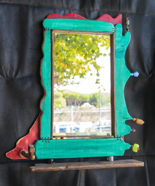 Specchio Artistiche in Legno a Livorno