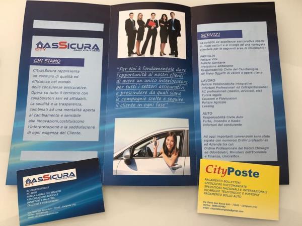 Cityposte a Cerignola Foggia