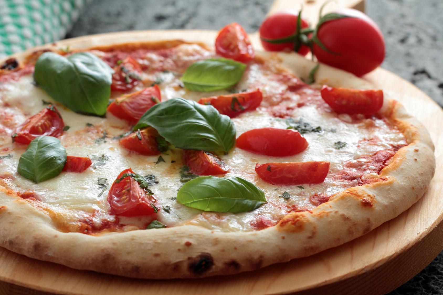 Pizza Con impasto a lievitazione naturale  a Lucca