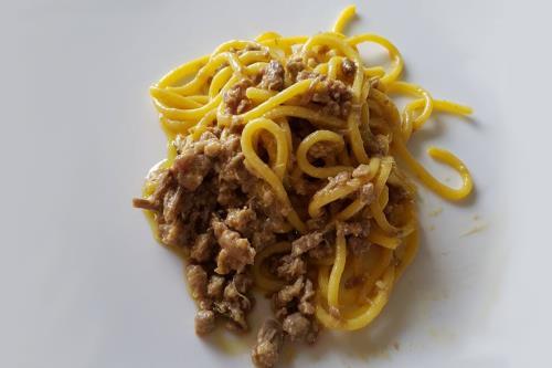 Bigoli all Anatra a Vicenza Veneto