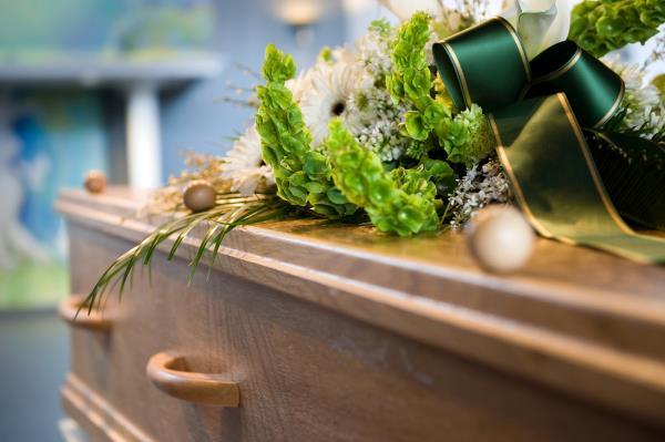 addobbi floreali per funerali Terni