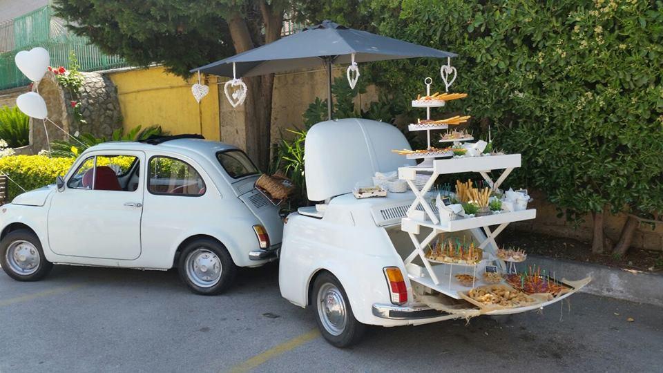 Catering su Auto d