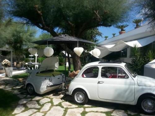 Auto per Cerimonie a Napoli