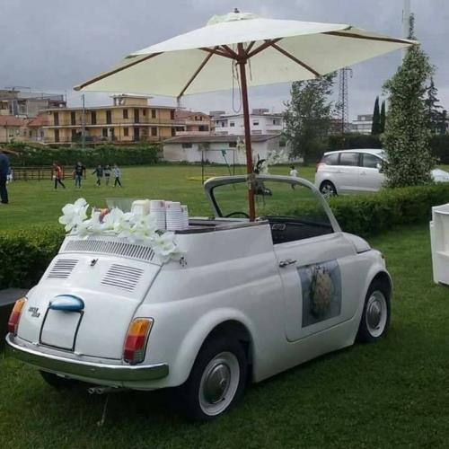 Auto d Epoca a Napoli