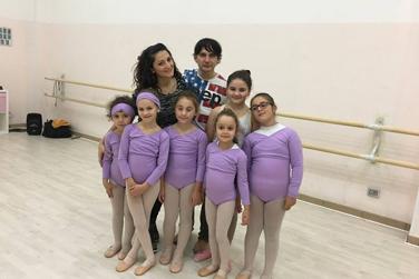 Scuola Danza per Bambini a Nola Napoli