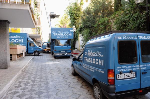 Traslochi Uffici a Molfetta Bari