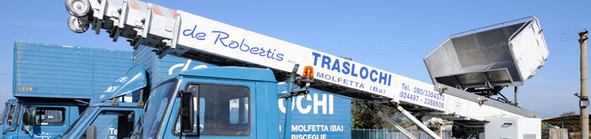 Noleggio Autoscale a Molfetta Bari