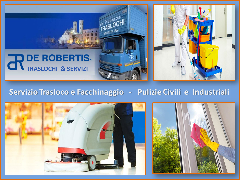 Pulizie Civili e Industriali a Molfetta Bari