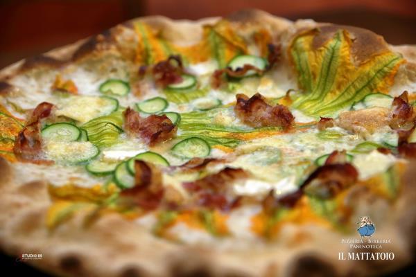 pizze pizzeria il Mattatoio