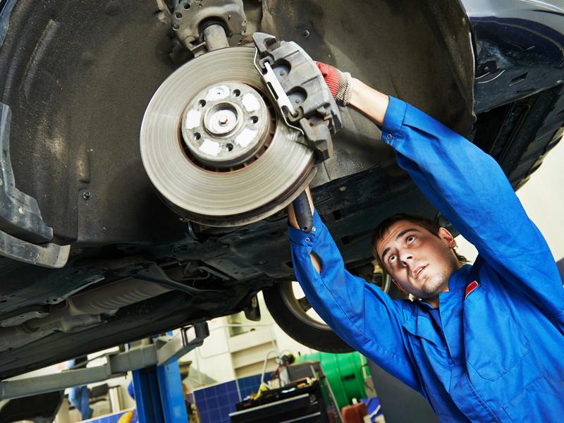 officina riparazioni auto Bergamo