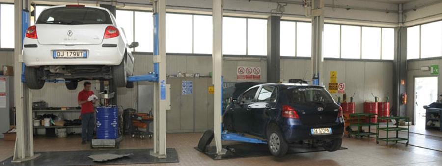 officina meccanica auto Bergamo