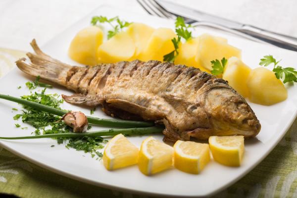 Specialita di Pesce a Trichiana Belluno