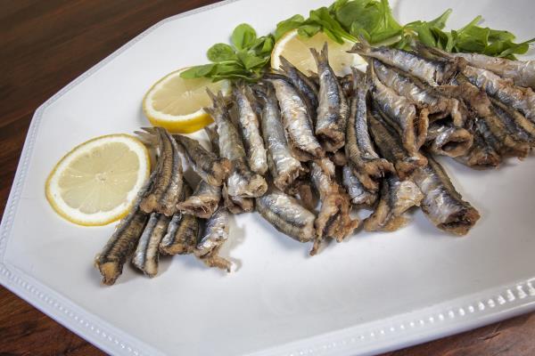 Piatto di Pesce a Trichiana Belluno