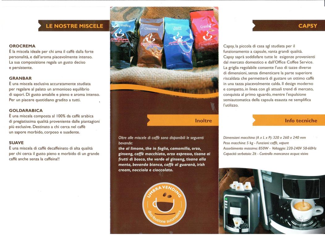 Miscele Caffè a Perugia