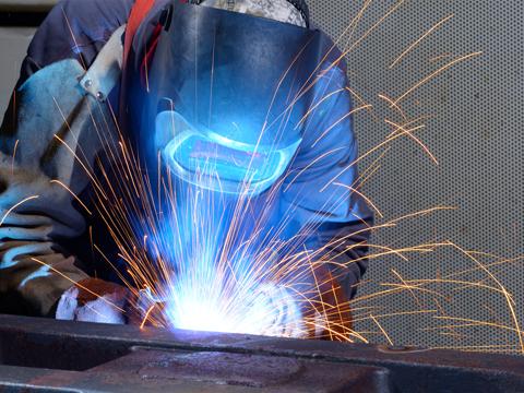 Saldature Metallo Inox