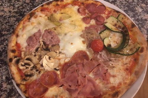 Pizza al Sole a Peschiera del Garda Verona