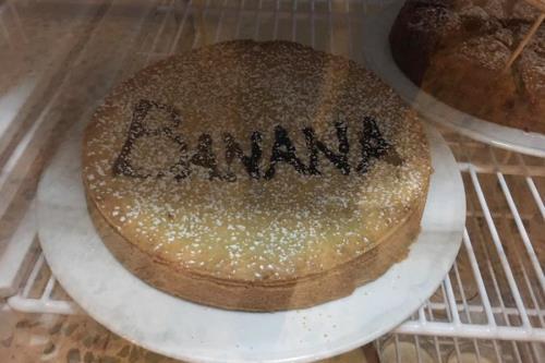 Torta Banana a Peschiera del Garda Verona