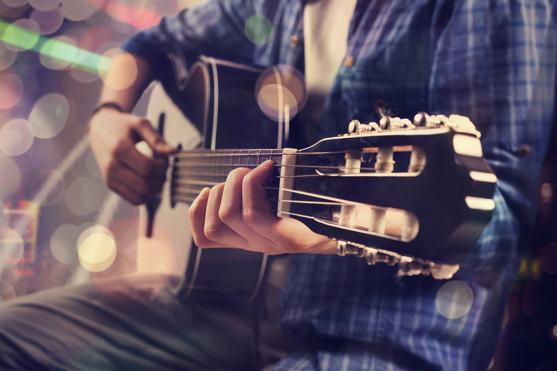 scuola di chitarra your voice roma casilina