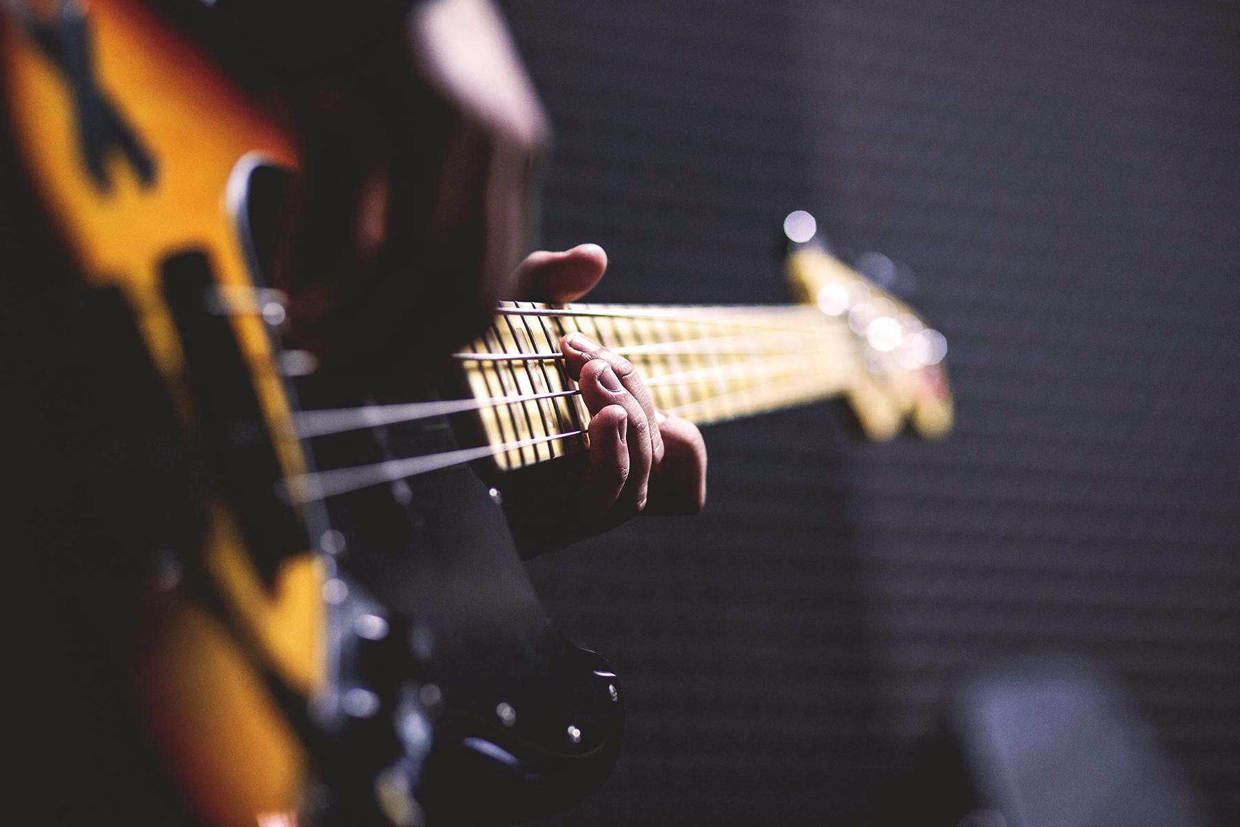 corso di basso scuola di musica your voice roma casilina