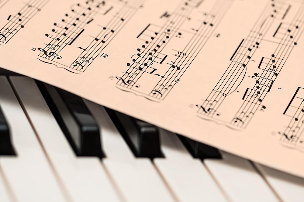 corso di pianoforte roma casilina