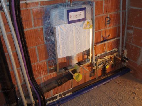 Impianto Idrico Riscaldamento Con Scarichi a Trieste