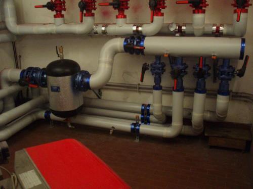 Impianto Riscaldamento Con Centrale Termica a Trieste