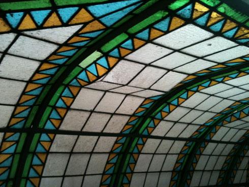 restauro vetri antichi