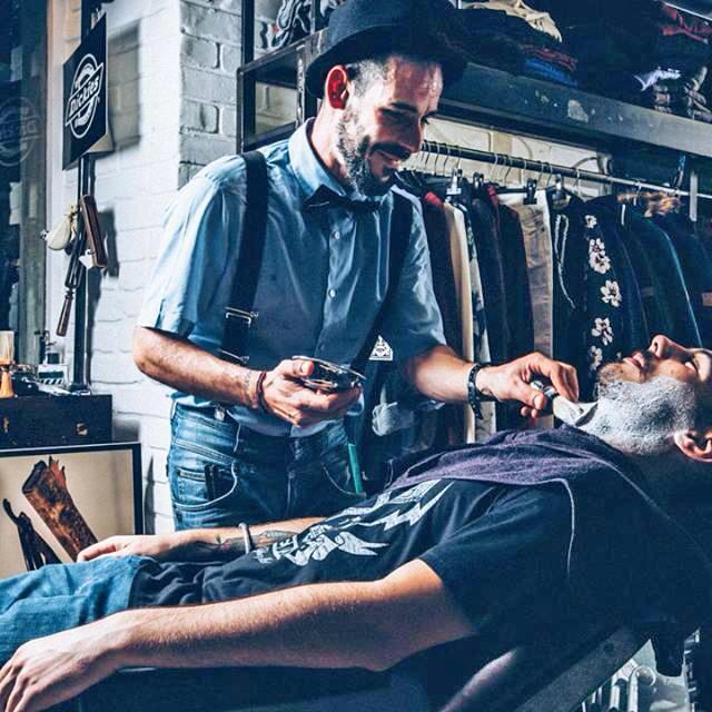 Rasature barba Alghero