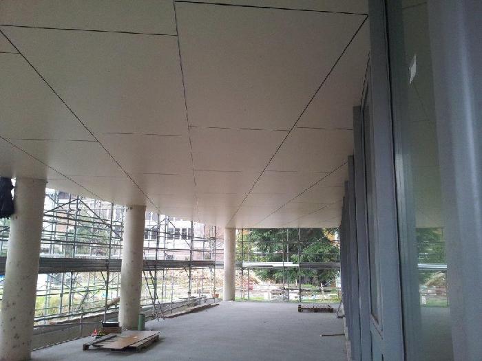 rivestimenti edili per edifici scolastici