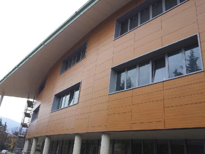 rivestimenti edili per edifici scolastici lombardia