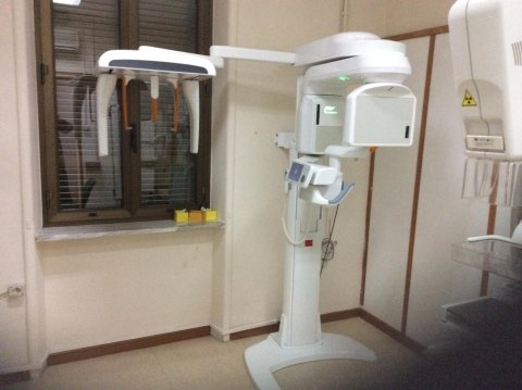 Ortopantomografia a Cosenza