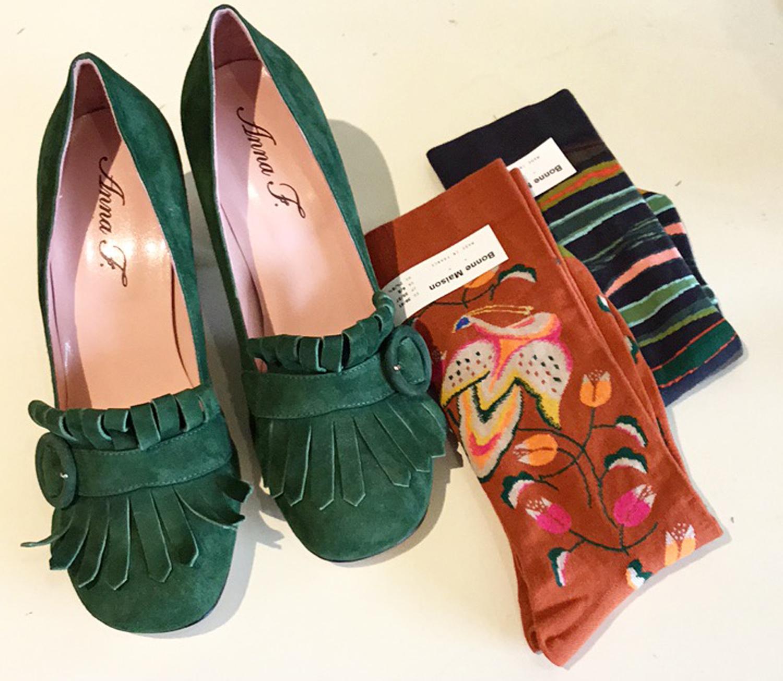 scarpe e borse da donna