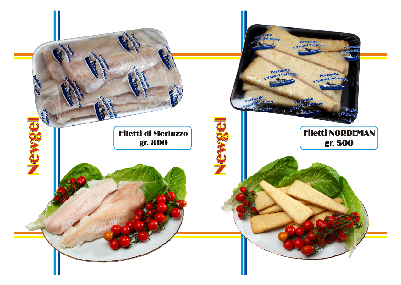 Catalogo prodotti alimentari
