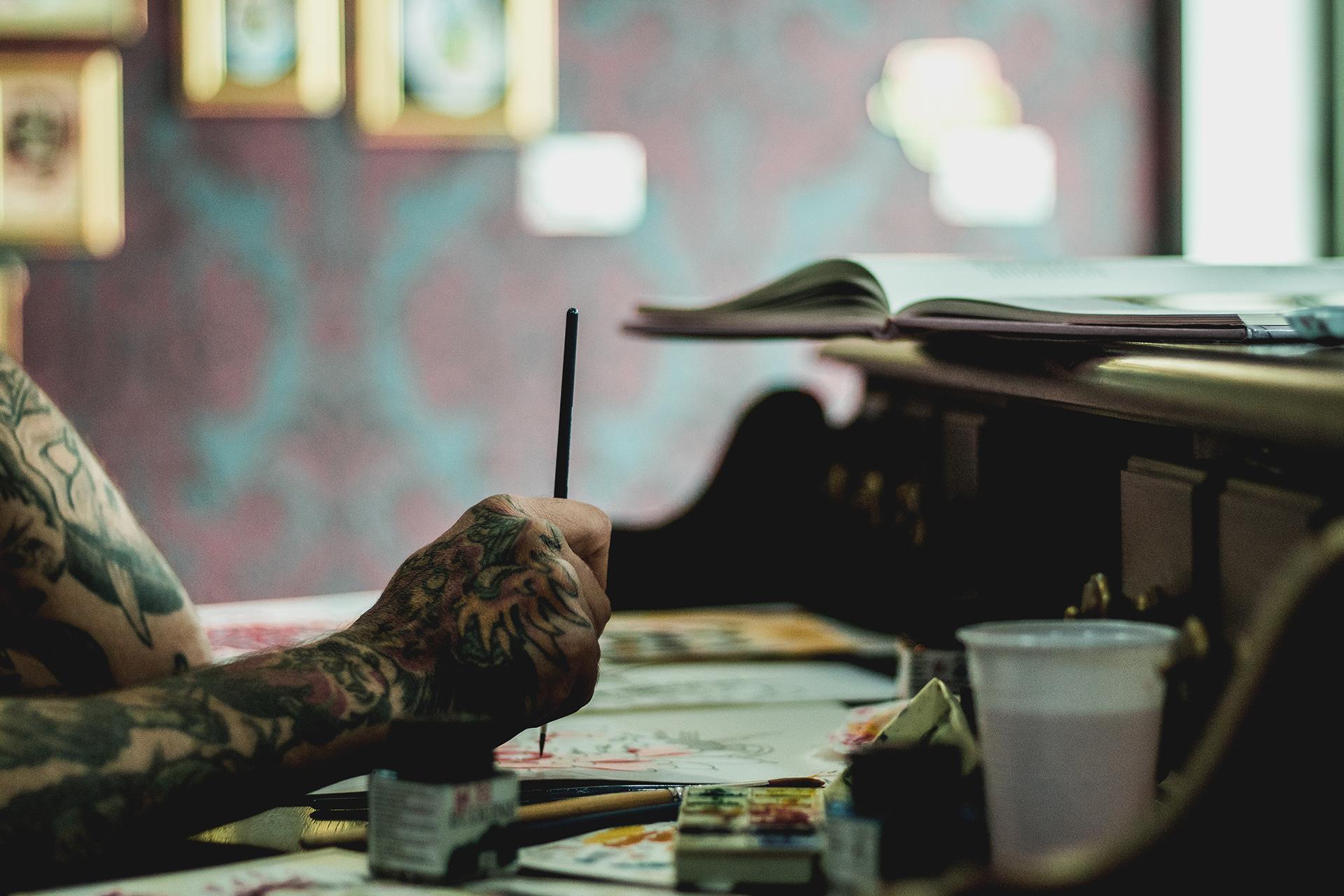 studio di tatuaggi roma nuovo salario