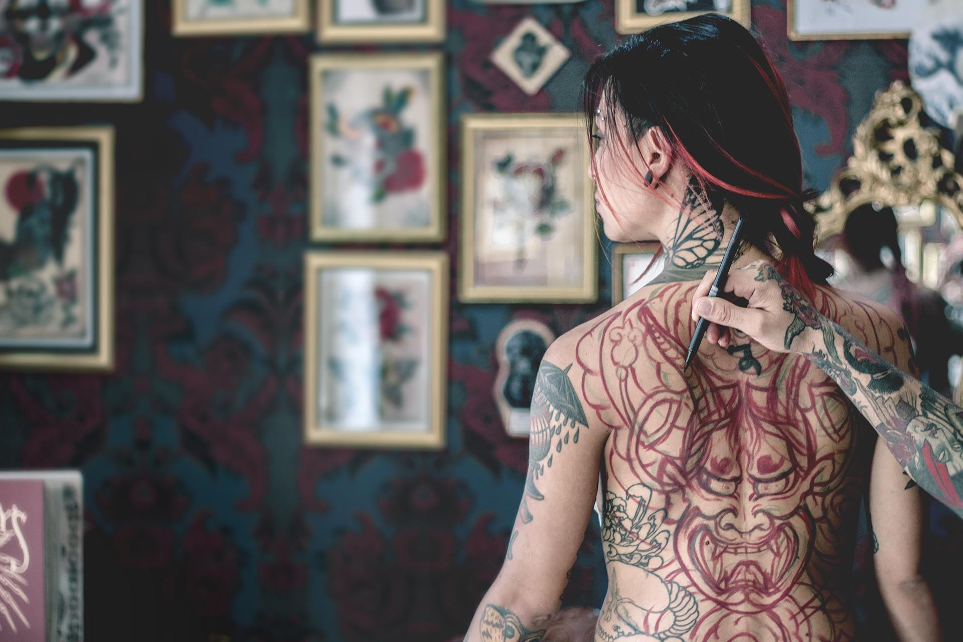 studio di tatuaggi roma montesacro