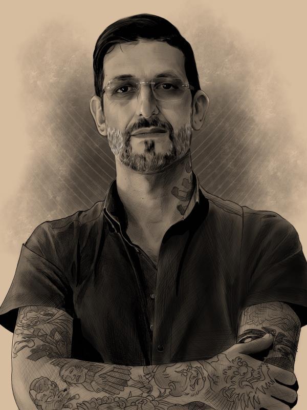 Alessandro Pavia Tattoo Roma
