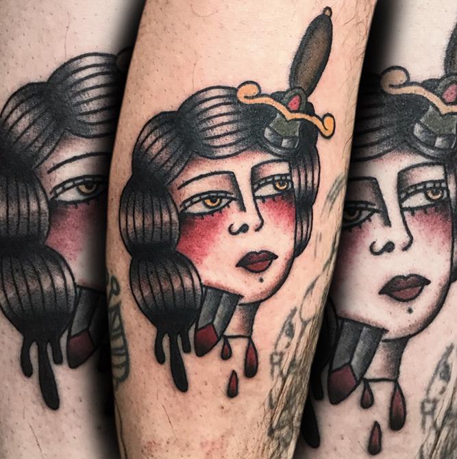 Chiara Calaci Tattoo Roma
