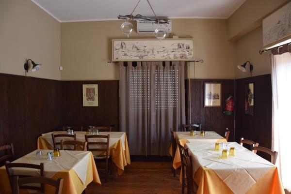 Trattoria The Big Buffalo a Vezzano Ligure La Spezia