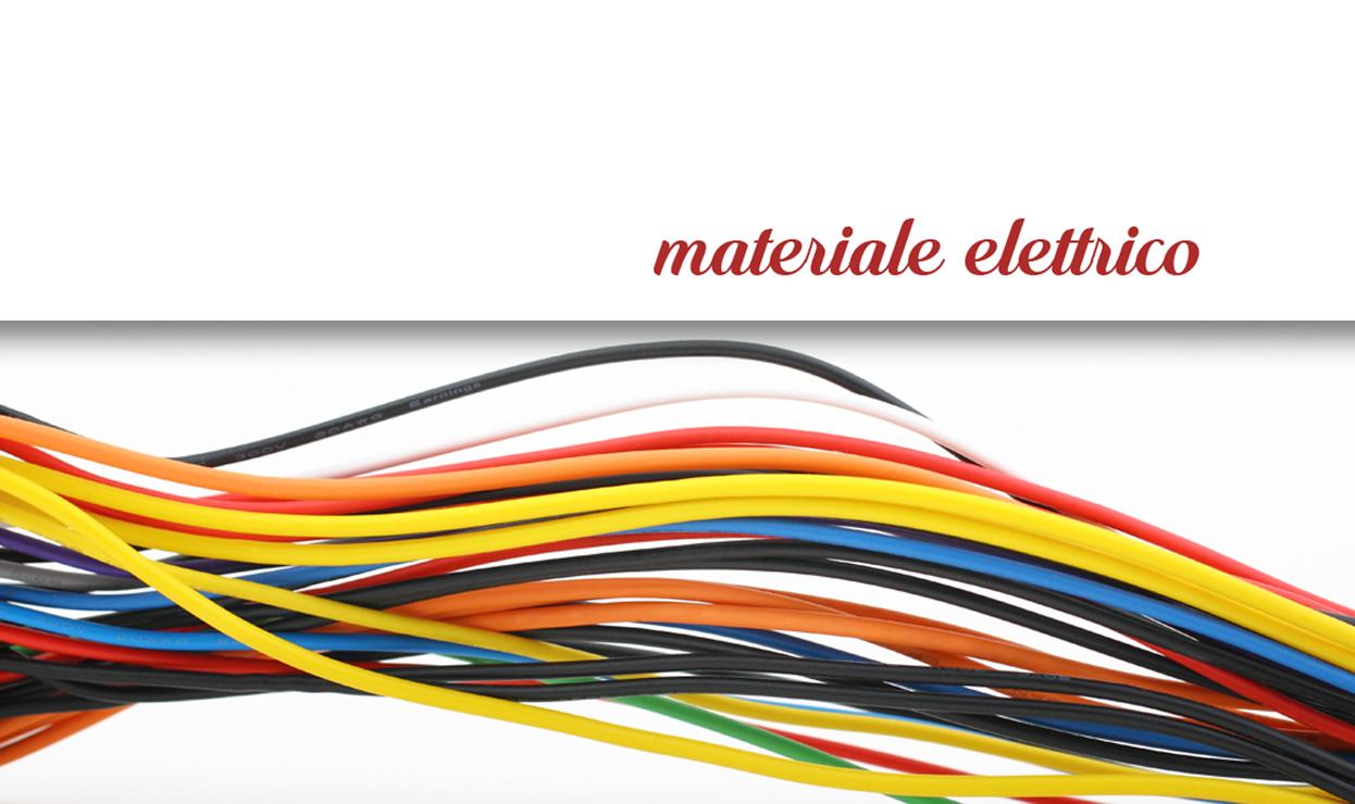 Materiale Elettrico a Palermo