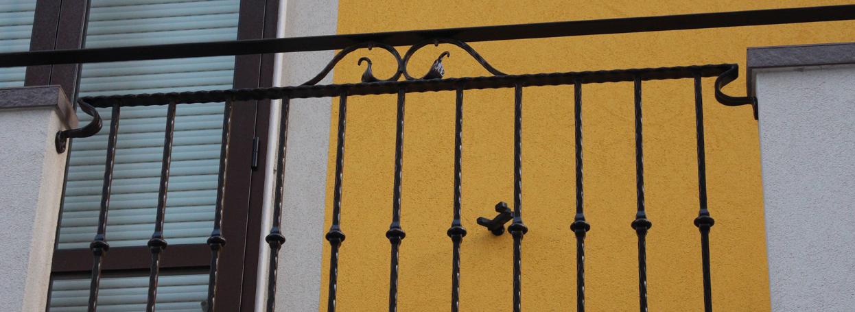 Ringhiere Fratelli d'Orfeo a Montedorisio Chieti