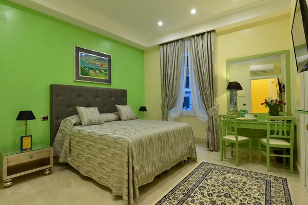 luxury guest house roma prati
