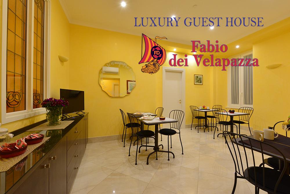 luzury guest house fabio dei velapazza roma