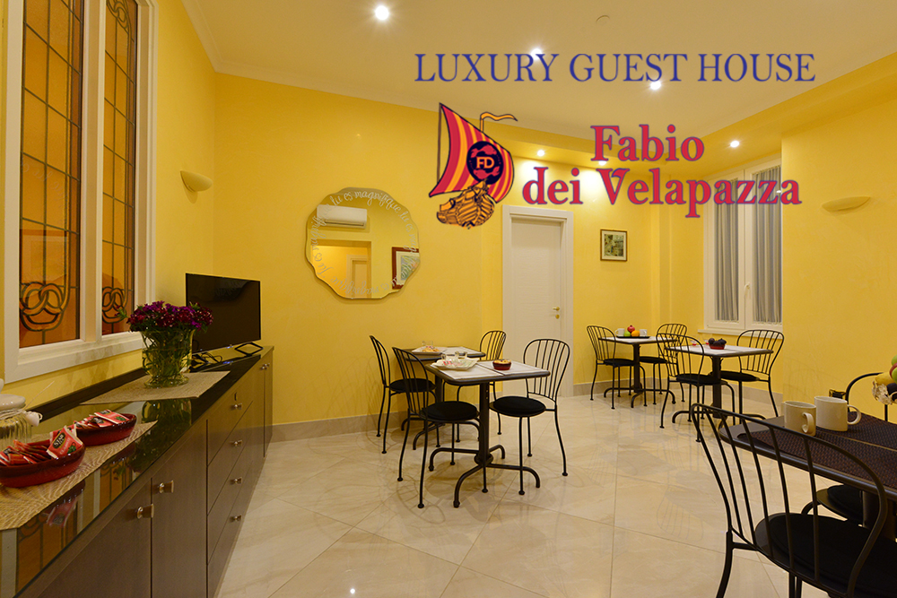 luzury guest house fabio dei velapazza rome