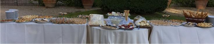 Catering Castelnuovo Berardenga (SI)