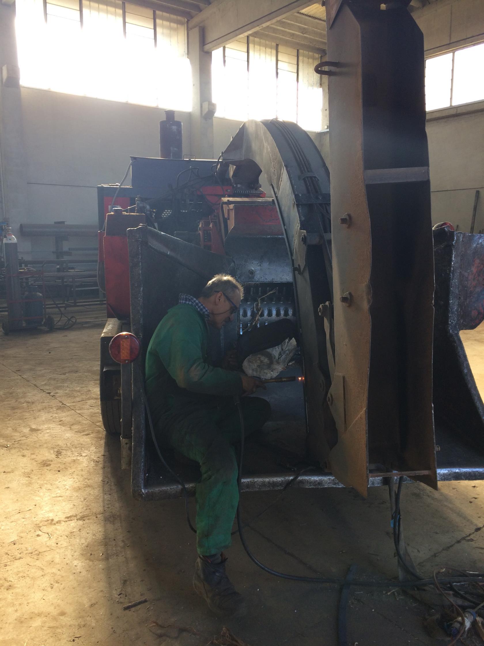 riparazione macchine agricole e aratri brescia