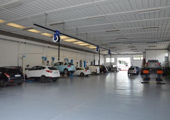 Riparazione Vetture Autofficina RB2 a Poggibonsi Siena