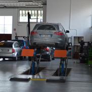 Check Up Autofficina RB2 a Poggibonsi Siena